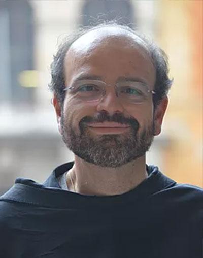 Padre Paolo Benanti